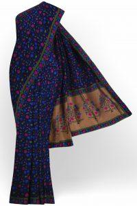 sri_kumaran_stores_banaras_silk_saree_dark_blue_saree_with_green_floral_border-1.jpg