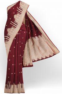sri_kumaran_stores_banaras_silk_saree_dark_maroon_saree_with_golden_colour_border-1.jpg