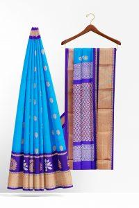 sri_kumaran_stores_cotton_saree_blue_saree_with_purple_border_3-2.jpg