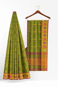sri_kumaran_stores_cotton_saree_green_saree_with_purple_border-2.jpg