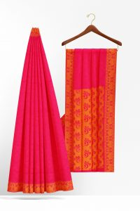 sri_kumaran_stores_cotton_saree_red_saree_with_orange_border_2-2.jpg