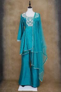 sri_kumaran_stores_kurti_turquoise_blue_design_top_with_turquoise_blue_palazzo_bottom_and_netted_shawl-1_aff10b06-0b4d-474e-986a-f4aced27d270.jpg
