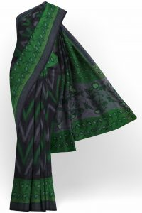 sri_kumaran_stores_linen_saree_black_saree_with_dark_green_border-1.jpg