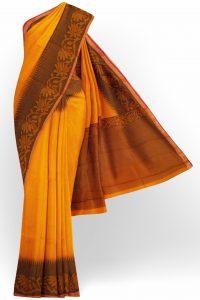 sri_kumaran_stores_silk_cotton_saree_orange_saree_with_brown_border-1.jpg