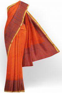 sri_kumaran_stores_silk_cotton_saree_orange_saree_with_golden_colour_border-1.jpg