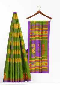 sri_kumaran_stores_synthetic_saree_green_saree_with_purple_border-2.jpg
