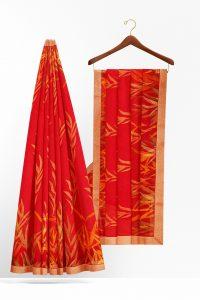 sri_kumaran_stores_synthetic_saree_red_saree_with_golden_colour_border_1-2.jpg
