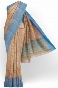 sri_kumaran_stores_tissue_saree_light_brown_saree_with_blue_border-1.jpg